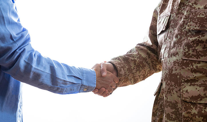 Training certificates are helping to get vets hired
