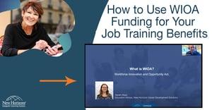 WIOA Funding Webinar