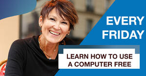 Free Class - Intro to Computers Shout Image