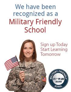Military Friendly School 19-20