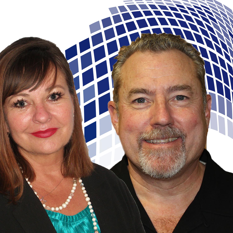 Dawn Gregory x Greg Olmen New Horizons Career Development Solutions in San Diego