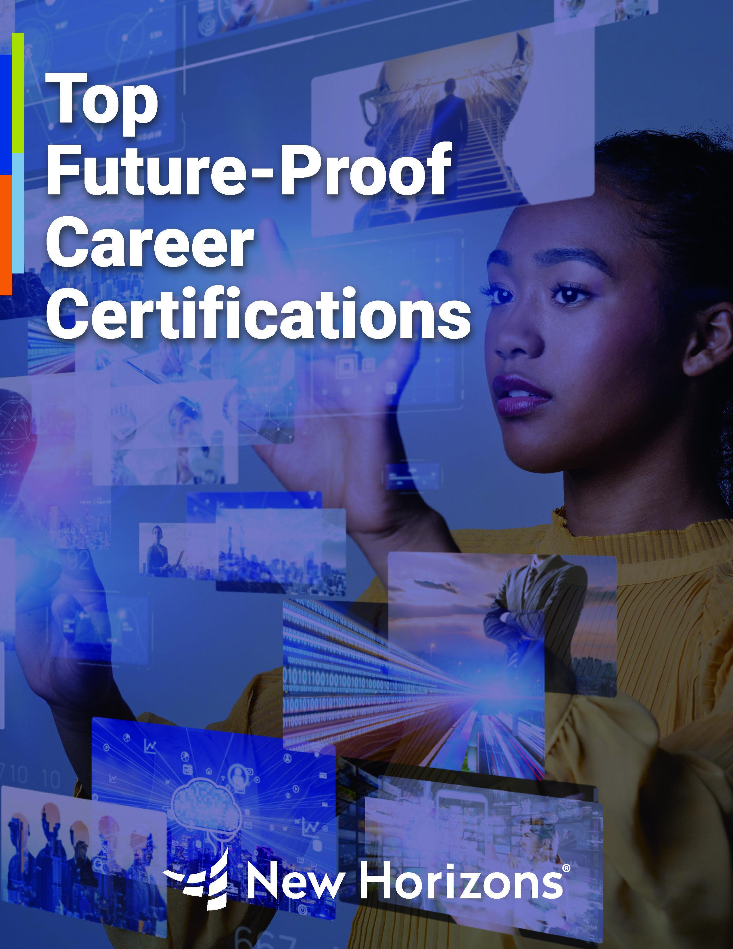 Top Future-Proof Career Certifications
